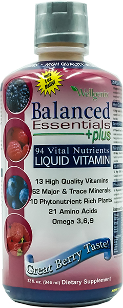 Balanced Essentials™ Liquid Vitamins VW.BALANCED ESS MULTI.32 OZ.LI