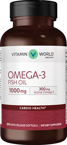 fish oil for inflammation