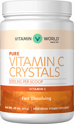 vitamin C powder 20 oz.