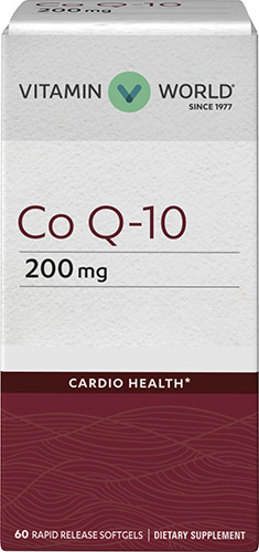 coq-10 for heart health