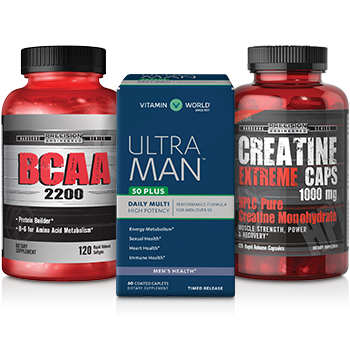 Hot Deals on Vitamins and Supplements