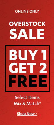 Buy 1, Get 2 Free Super Sale