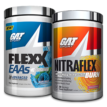 GAT Sport Buy 1 Get 1 50% Off Mix-and-Match