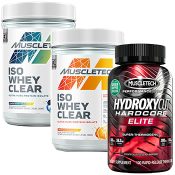 Buy 1 get the 2nd half off MuscleTech sports