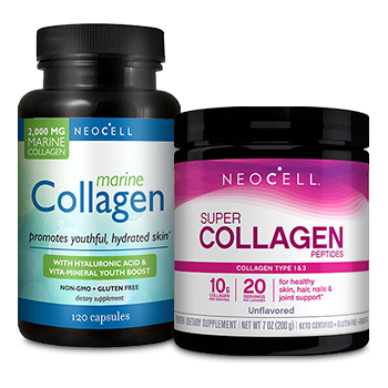 Buy 1 Get 1 50% Off Neocell Collagen