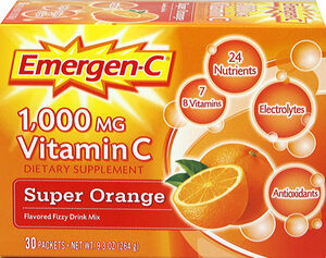 Emergen-C Super Orange Vitamin-C