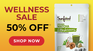 Mobile 50% off Wellness Brands