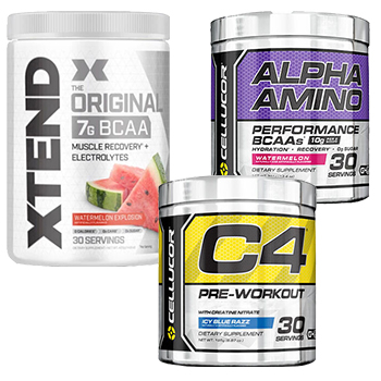Buy 1 Get 1 50% Off Off Cellucor and Xtend