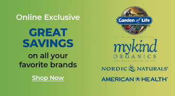 Great savings on all your favorite brands