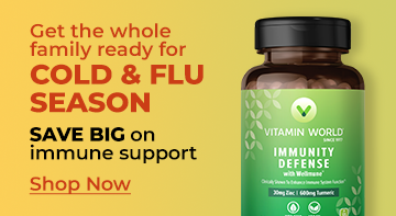Get the whole family ready for cold & flu season