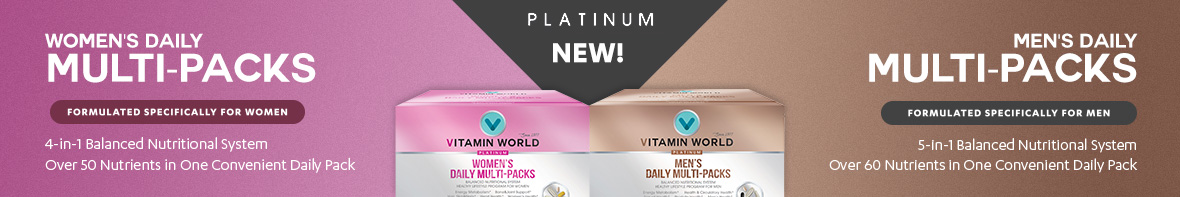 Vitamin World Platinum